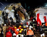 Máy bay trượt khỏi đường băng ở Istanbul: 3 người chết, 179 người bị thương