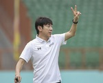 HLV tuyển Indonesia Shin Tae Yong