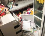 Một người dân báo bị trộm đột nhập vào nhà lấy gần 500 triệu đồng