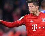 Lewandowski lập cú đúp, Bayern Munich vào tứ kết Cúp quốc gia Đức