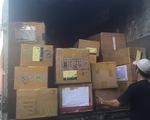 Tạm giữ hàng trăm nghìn khẩu trang chuẩn bị xuất đi nước ngoài