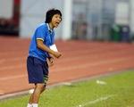 Trợ lý Kim Chi về Việt Nam chịu tang cha sau trận thắng Myanmar