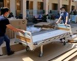 Thứ hai 10-2, bệnh viện dã chiến phòng dịch corona đầu tiên của TP.HCM hoạt động