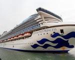 Tàu du lịch có người nhiễm virus corona từng