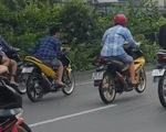 'Quái xế' tụ tập đua xe náo loạn trên quốc lộ 1 giữa ban ngày