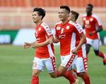 Video Công Phượng sút xa đẹp mắt ghi bàn vào lưới CLB Hà Nội