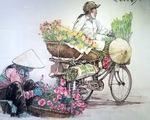Thái Mặc Niên Hoa: Triển lãm tranh của 5 họa sĩ thủy mặc hàng đầu Sài Gòn
