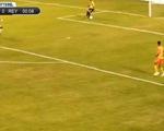 Video: Ghi bàn thắng nhanh nhất trong lịch sử mà không 1 lần... chạm bóng