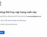 Tạm dừng 3 tên miền vì quảng cáo game online không phép