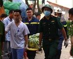 Vụ cháy làm 8 người chết: Khởi tố giám đốc Công ty Môi trường 79