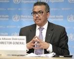 Tổng giám đốc WHO: Trung Quốc phòng chống COVID-19