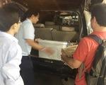 Bác sĩ Chợ Rẫy lên đường trong đêm, chi viện Bình Thuận chống COVID-19