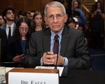 Bác sĩ Anthony Fauci: Mỹ vẫn đang trong làn sóng dịch thứ nhất