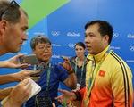 Xạ thủ Hoàng Xuân Vinh phải cách ly 2 tuần sau khi trở về từ Hàn Quốc