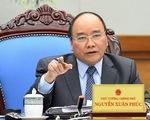 Thủ tướng gọi điện động viên cộng đồng doanh nghiệp vượt qua dịch COVID-19