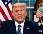 Ông Trump nói sẽ cho xét nghiệm COVID-19