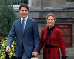 Phu nhân Thủ tướng Canada Justin Trudeau dương tính với corona