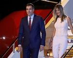 Phu nhân Thủ tướng Tây Ban Nha dương tính với viurs corona chủng mới