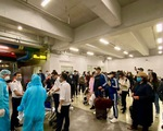 Hà Nội điều thêm 50 cán bộ y tế lấy mẫu xét nghiệm COVID-19 tại sân bay