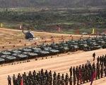 Bất chấp COVID-19, gần 3.000 binh sĩ Campuchia tập trận lớn với Trung Quốc