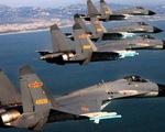 Máy bay Đài Loan xuất kích lúc nửa đêm chặn tiêm kích Trung Quốc