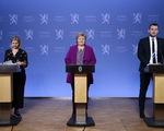 Thủ tướng Na Uy tổ chức họp báo riêng về corona cho trẻ em toàn quốc