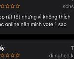 Nhiều học sinh Việt đòi xóa app học trực tuyến để... khỏi phải học