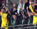 Man City vô địch Cúp Liên đoàn Anh 2020