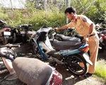 Đột nhập lấy cắp xe máy tại 19 trụ sở cơ quan nhà nước