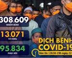 Dịch COVID-19 trưa 22-3: Mỹ thành ổ dịch lớn thứ 3, Thái Lan tăng kỷ lục số ca nhiễm