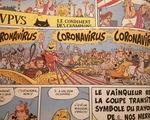 Cuộc chiến chống coronavirus có trong truyện tranh phát hành từ năm 2017