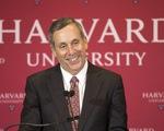 Nhiễm virus corona, chủ tịch trường Harvard nhắn sinh viên