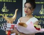 Hoàng Thùy Linh thắng lớn với 4 giải Cống hiến