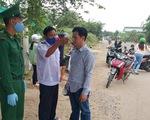 Kiểm soát đường biên giới Tây Nam: Chống mầm bệnh từ người buôn lậu