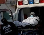 Nhiều bệnh viện Mỹ đang cạn dần thuốc men, máy thở, thiết bị y tế