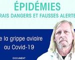 Cuốn sách Dịch bệnh: nguy hiểm thật và báo động sai bán chạy