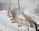 Bắc Bộ đề phòng mưa đá tiếp diễn kèm lốc xoáy