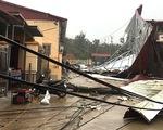 2.700 nhà dân tan hoang do mưa đá và dông tại các tỉnh phía Bắc