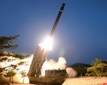 Rodong Sunmun: Triều Tiên thử thành công hệ thống phóng tên lửa đa nòng