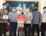 CLB Sài Gòn ủng hộ 130 triệu đồng để phòng, chống dịch COVID-19