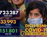 Dịch COVID-19 chiều 30-3: Ý hơn 97.000 ca nhiễm, bảo hiểm Mỹ nói người bệnh 'đừng lo viện phí