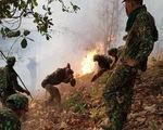Gần 600 người chữa cháy rừng Núi Cấm 2 ngày mới tắt