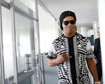 Ronaldinho bị cảnh sát bắt tại Paraguay