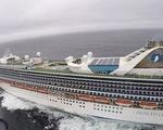 Mỹ lo ổ dịch mới trên du thuyền ngoài khơi Cali khi 21 người dương tính corona