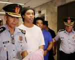 Paraguay yêu cầu tiếp tục giam giữ Ronaldinho