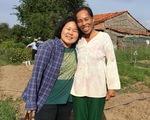 Cô gái Nhật nặng lòng với nông dân Việt