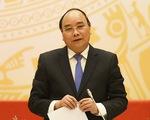 Thủ tướng yêu cầu hoãn công tác nước ngoài để tập trung phòng chống COVID-19