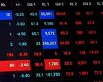 Dòng tiền vào chứng khoán khá cao dù VN-Index mất gần 56 điểm