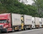 Lạng Sơn kiến nghị tạm dừng xuất khẩu qua cửa khẩu Tân Thanh từ 16-4