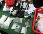 Phá ổ mua bán, tàng trữ, sử dụng ma túy tập thể